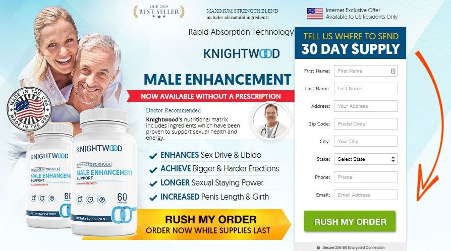 Knightwood Male Enhancement Reviews